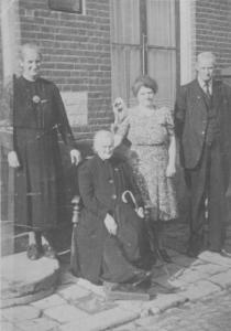 Het Lingenhuis familie Krom