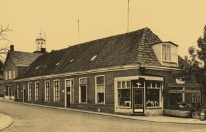 Burgemeestershuis voor restauratie