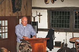 Vertelavond Dialect en Folklore