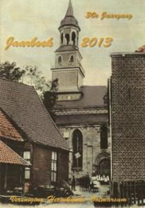 Presentatie Jaarboek 2013