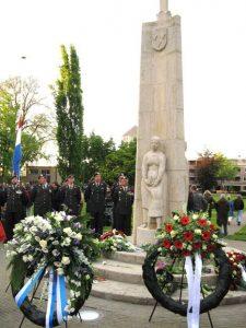 Joods monument te Amsterdam