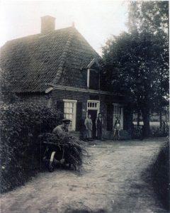 Molenhuisje Ootmarsum 1930