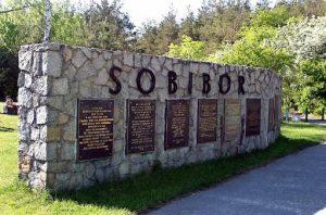 Monument Sobibor
