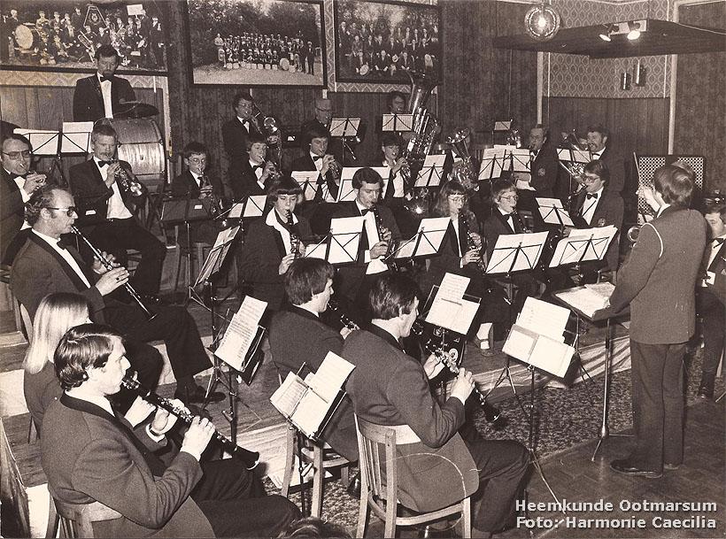 Concert Harmonie Caecilia 1980