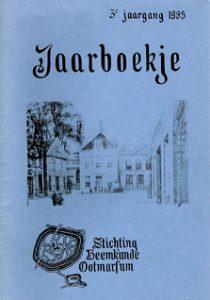Jaarboek 1985