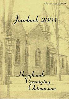 Jaarboek 2001