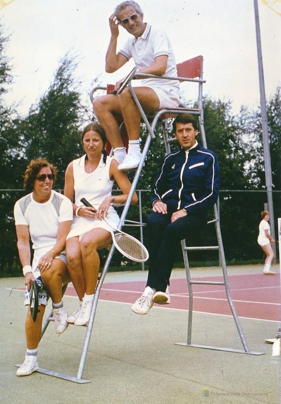 Tennis voorjaar 1978