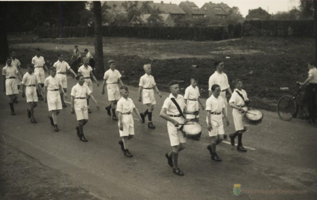 Wandelsport jaren 40