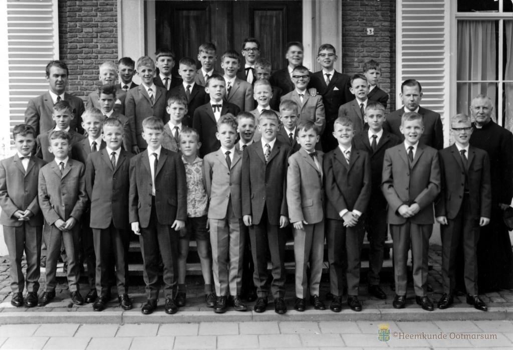 Plechtige H. Communie 1965 Ootmarsum