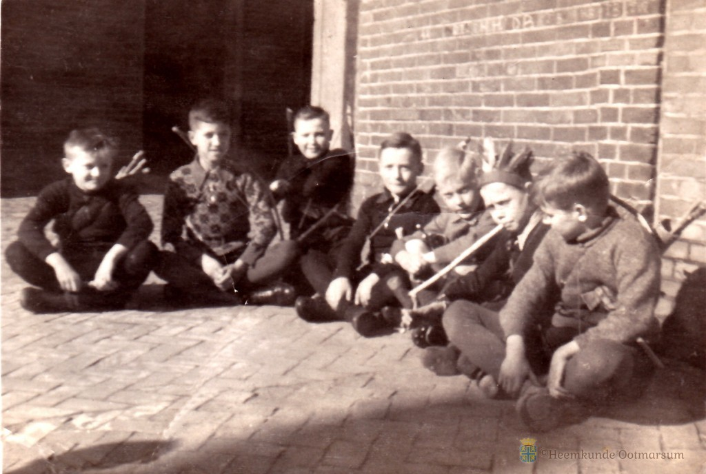buiten spelen 1941