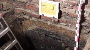Archeologisch onderzoek Hotel De la Poste afgerond