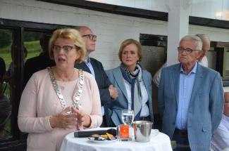 burgemeester Ineke Bakker