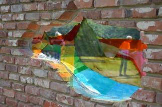 Glasschilderij Desirée Groot Koerkamp