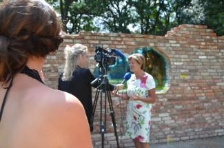 Interview Loes Stokkelaar RTV Oost
