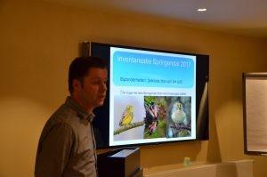 Robert Westerhof, vogelwerkgroep