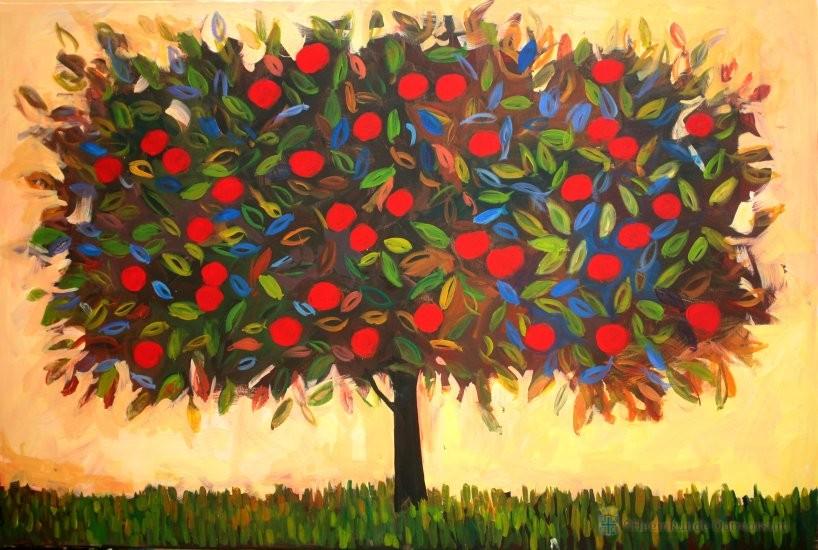 Appelbomen in de stad, Marian oude Elberink-van der Aa