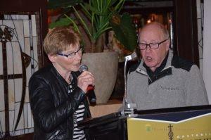 Ria Bossink en Gerard Hannink