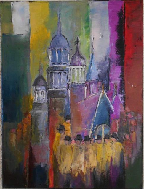 Paasschilderij Marian