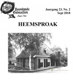 Heemsproak 2018 2