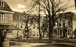 Oude klooster 1932