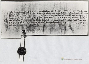 Charter van 13 november 1356