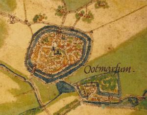 Wie woonde waar in Ootmarsum
