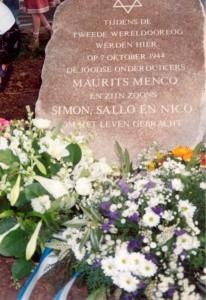 Menco-monument