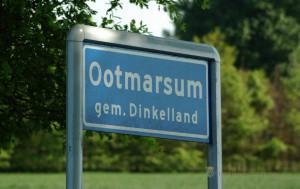 Nieuwe gemeentenaam Ootmarsum Dinkelland
